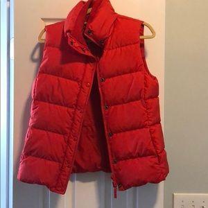 JCREW Puff Vest